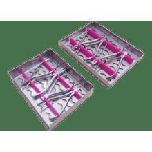 Caixa Esterilizadora - InoxBox - Para 8 Alicates